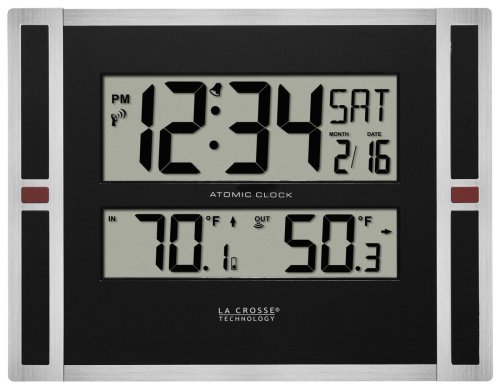 9.List 10 Best Weather Monitoring Clocks Reviews in 2016