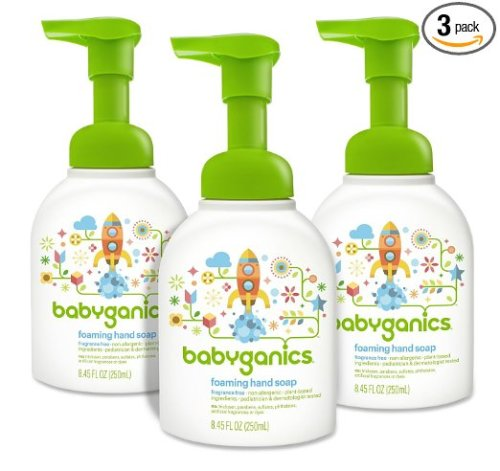 Best Hand Soaps for Baby