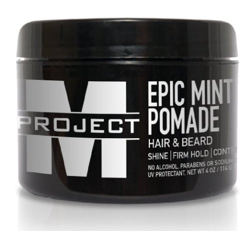 7.The Best Pomade for Thick Hair in 2016