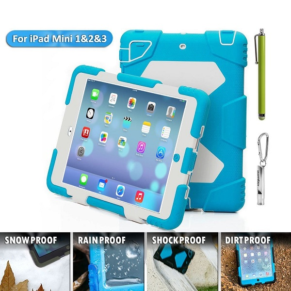 Best Waterproof iPad Cases 2016