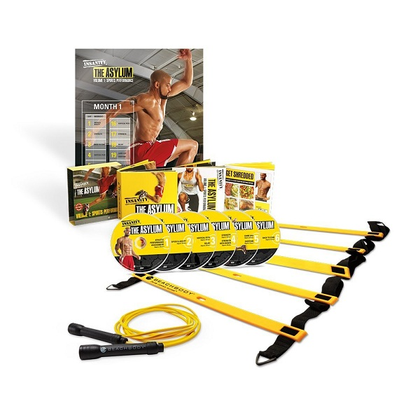 Top 10 Best Lose-Weight Workout DVD for Men