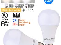 Best 3 way LED Bulbs