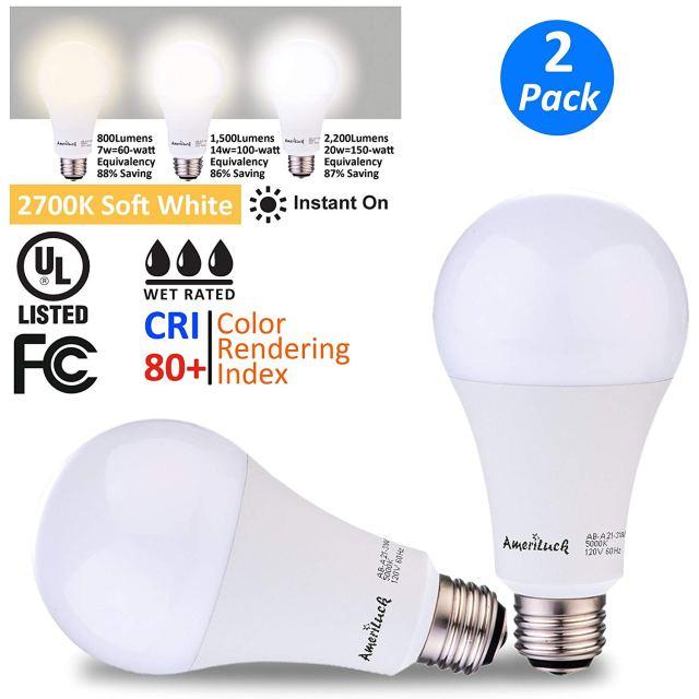 Best 3 way LED Bulbs