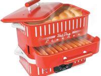 Top 10 Best Hot Dog Steamer Reviews