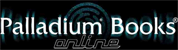 Palladium Books products by Steven Trustrum