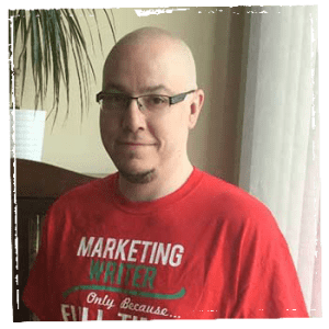 Steven Trustrum Marketing Writer