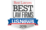 Best Law Firms - USNews 2019, Estate Planning Lawyer