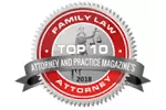 Top 10 Family Attorney 2018, Estate Planning Lawyer
