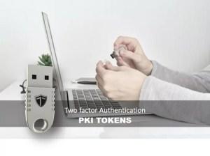 2FA-PKI-Token