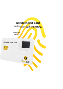Biometric-smartcard-mfa