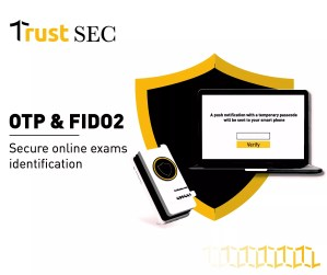 Secure-online-exams-identification