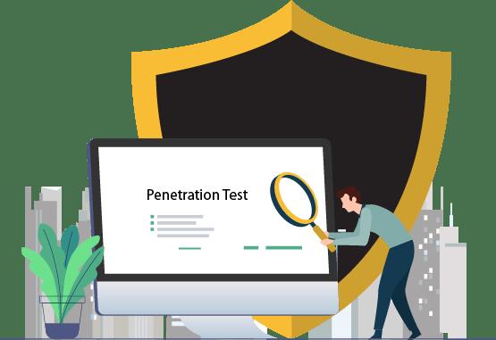 Penetration-test