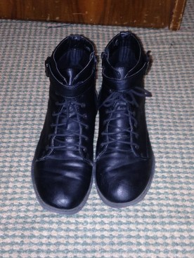 Black boots 1