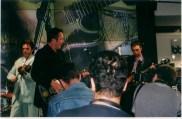 Joe Strummer and the Mescaleros HMV Oxford Street 16th July 2001 (4)