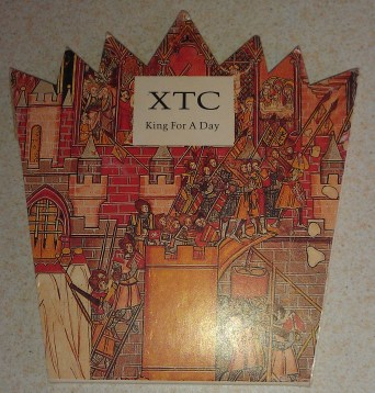 "XTC ""King for a Day"" CD single VSCD1177"