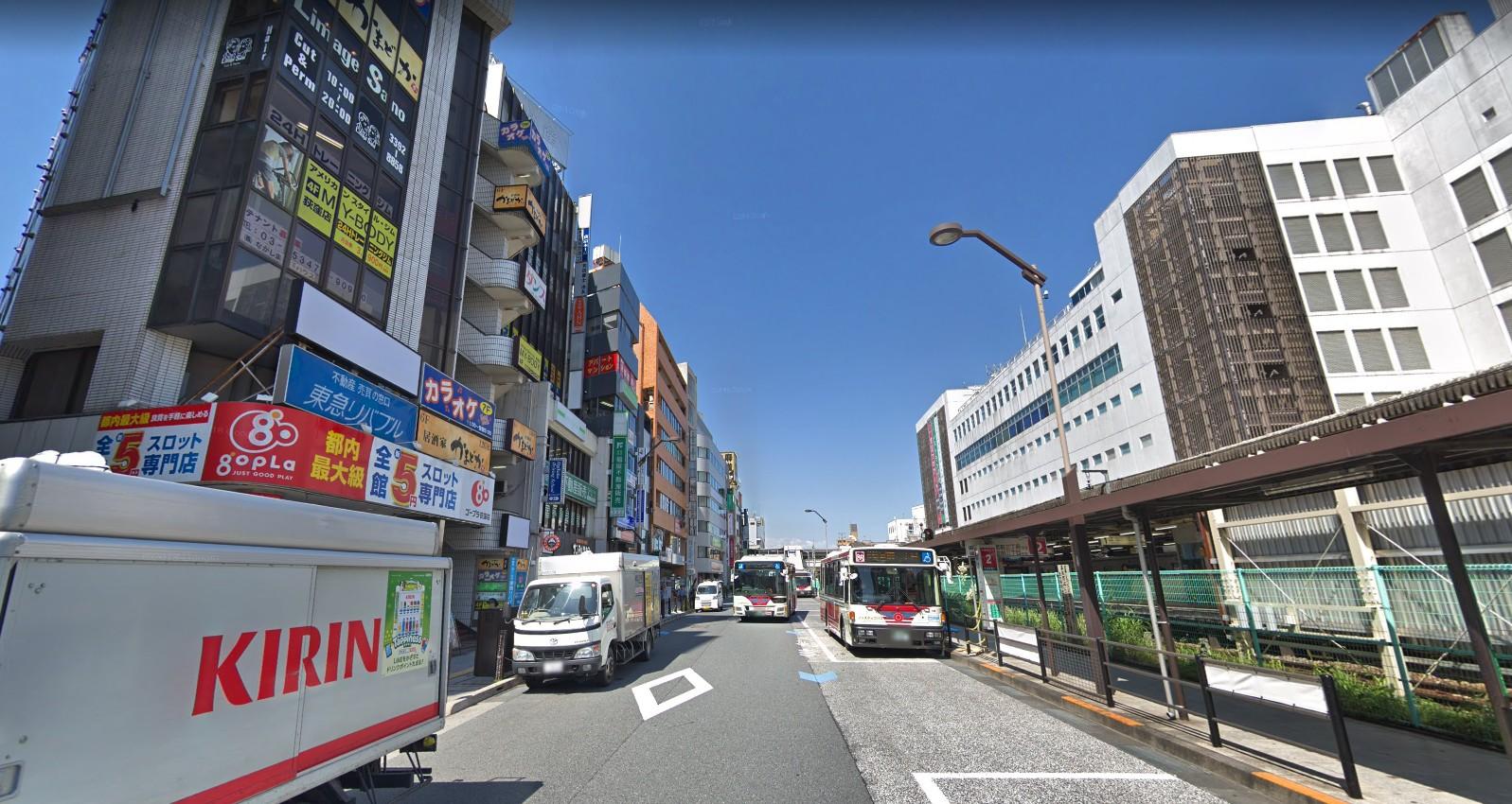 東京中央區 一站到中野 兩站已到新宿 - 卓傑日本不動產