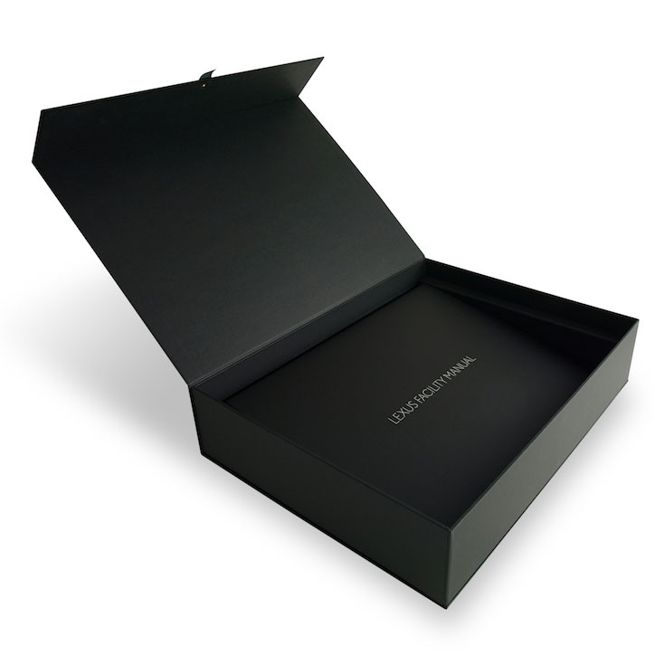 Lexus style guide box  Trusty Boxes