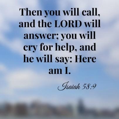 Isaiah 58