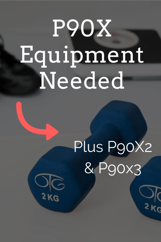 Equipment List for P90X (Everything you need to start in