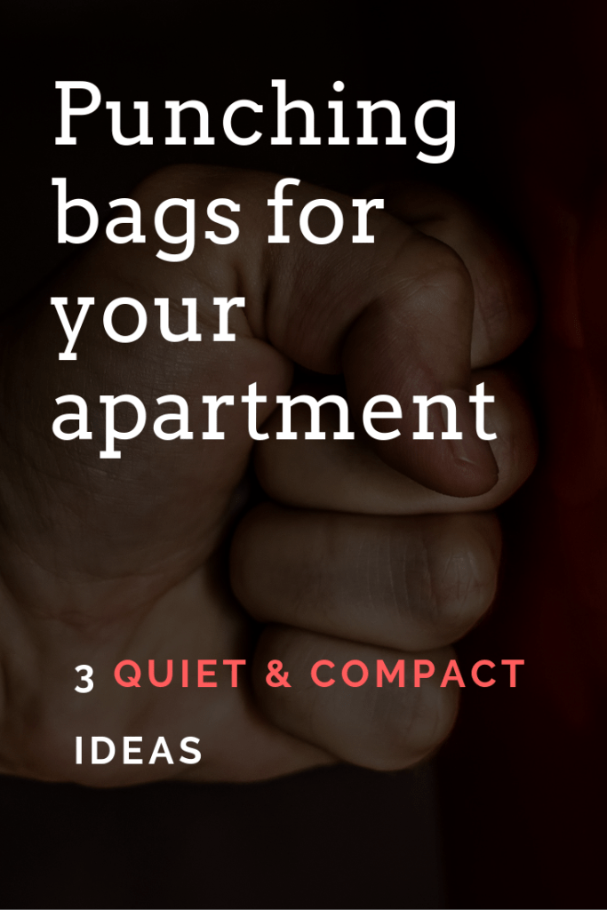The 3 best punching bags for your apartment explained