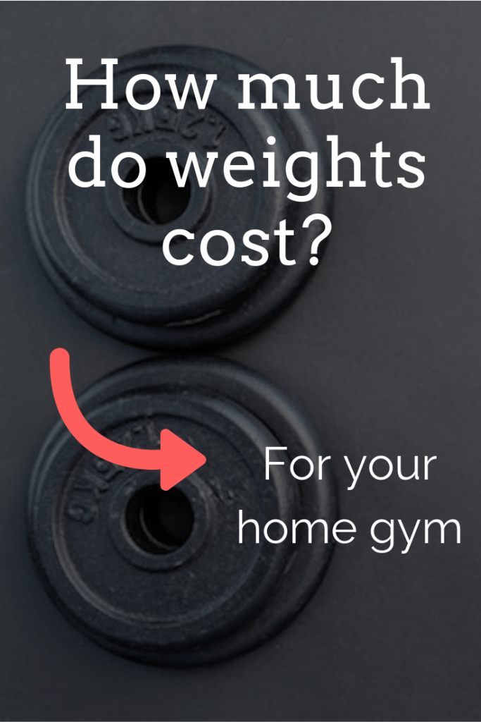 How much do Olympic weights cost on average? (Plus examples)