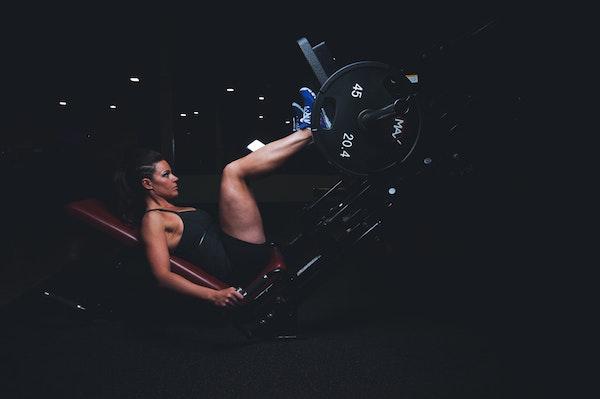 Exercises for leg day