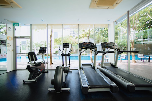 Treadmills and bikes for beginners