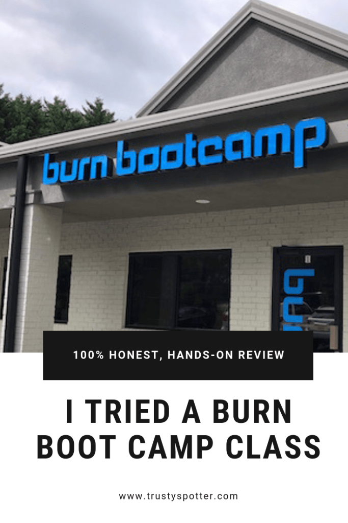 What to Expect at Your First Burn Boot Camp (Review)