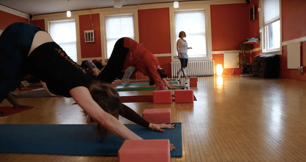be. in union yoga Cambridge