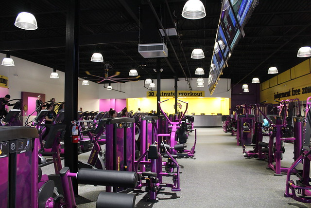 Planet Fitness Cambridge