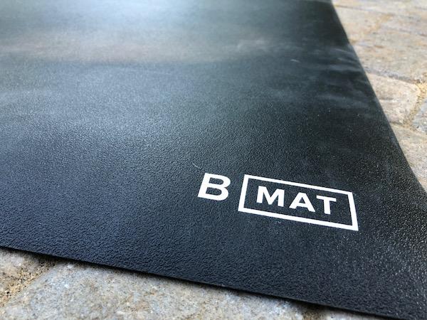 B yoga mat everyday design