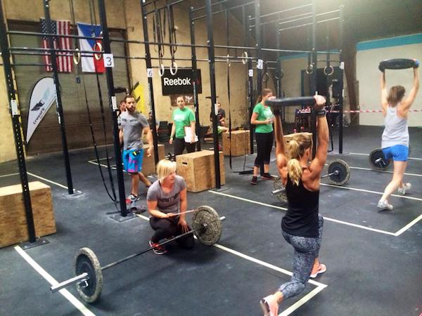 Crossfit workouts and gyms in Charlotte NC