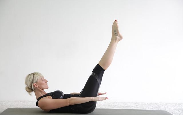 Free beginner pilates program