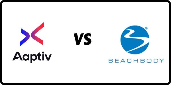 Aaptiv vs Beachbody on Demand
