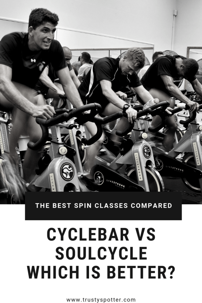 Cyclebar vs. Soulcycle: Which Spin Class Should You Take?