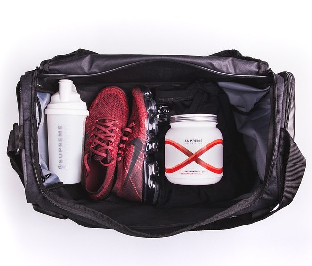 What to bring to your first day at the gym