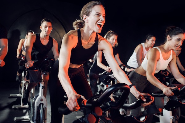 Soulcycle on classpass