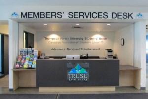 Members' Services Desk