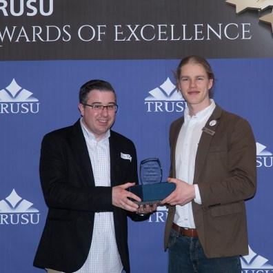 Robert Hanlon – Teaching Award Recipient