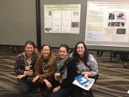 """""""It was a phenomenal gathering of North American wildlife biologist experts in one area. It was fast paced and exciting with many workshops to attend that were interactive."""""""