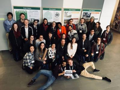 """"""" I would say that the WDCAG conference is an indispensable experience for all geography students, both new and experienced, as well as all of our faculty. I would do it all again in a heartbeat."""""""