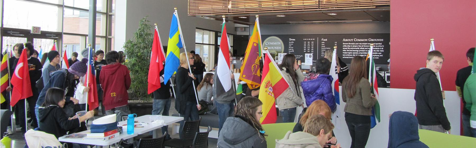 International Student Strategy