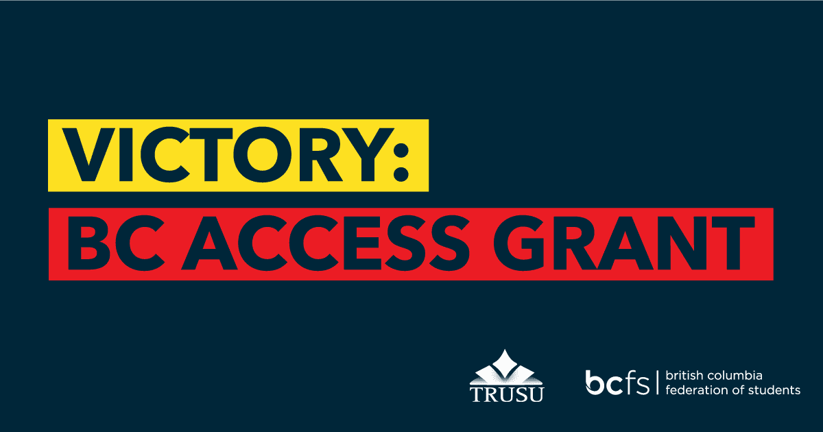 BC Access Grant Vicotry