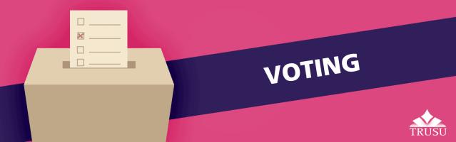 2020 TRUSU Election Voting