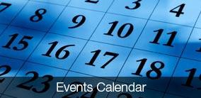 Events Calendar Home Button