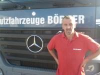 Kontakt: Daniel Hesse -Fahrer Tieflader/Spezialtransporte bei Truck Team Börner