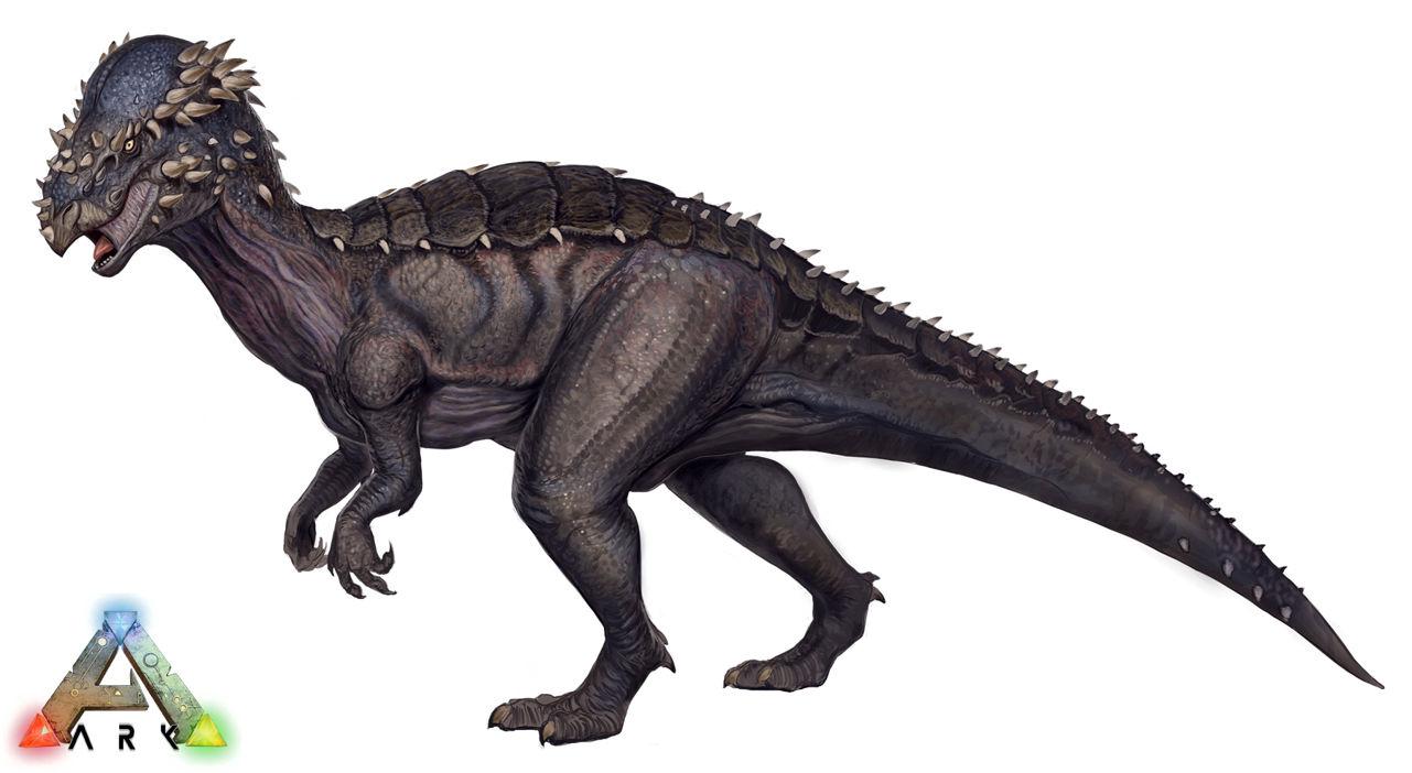 【情報】2015/7/18 新恐龍與更新情報串187版 滑齒龍 生物群落 @方舟:生存進化 哈啦板 - 巴哈姆特