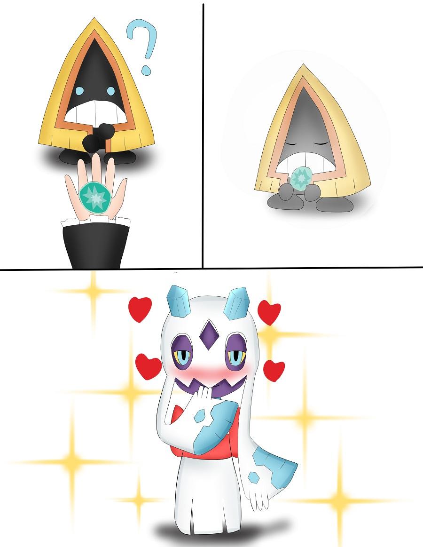 【繪圖】雪妖女(親密度MAX) @神奇寶貝(精靈寶可夢)系列 哈啦板 - 巴哈姆特