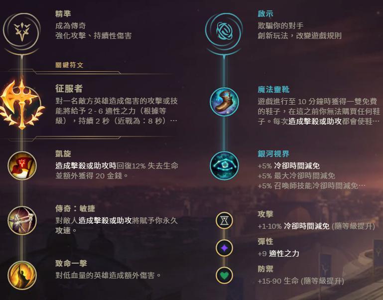 【攻略】S9 上路雷玟OPGG第一香港第一雷玟攻略文 @英雄聯盟 League of Legends 哈啦板 - 巴哈姆特