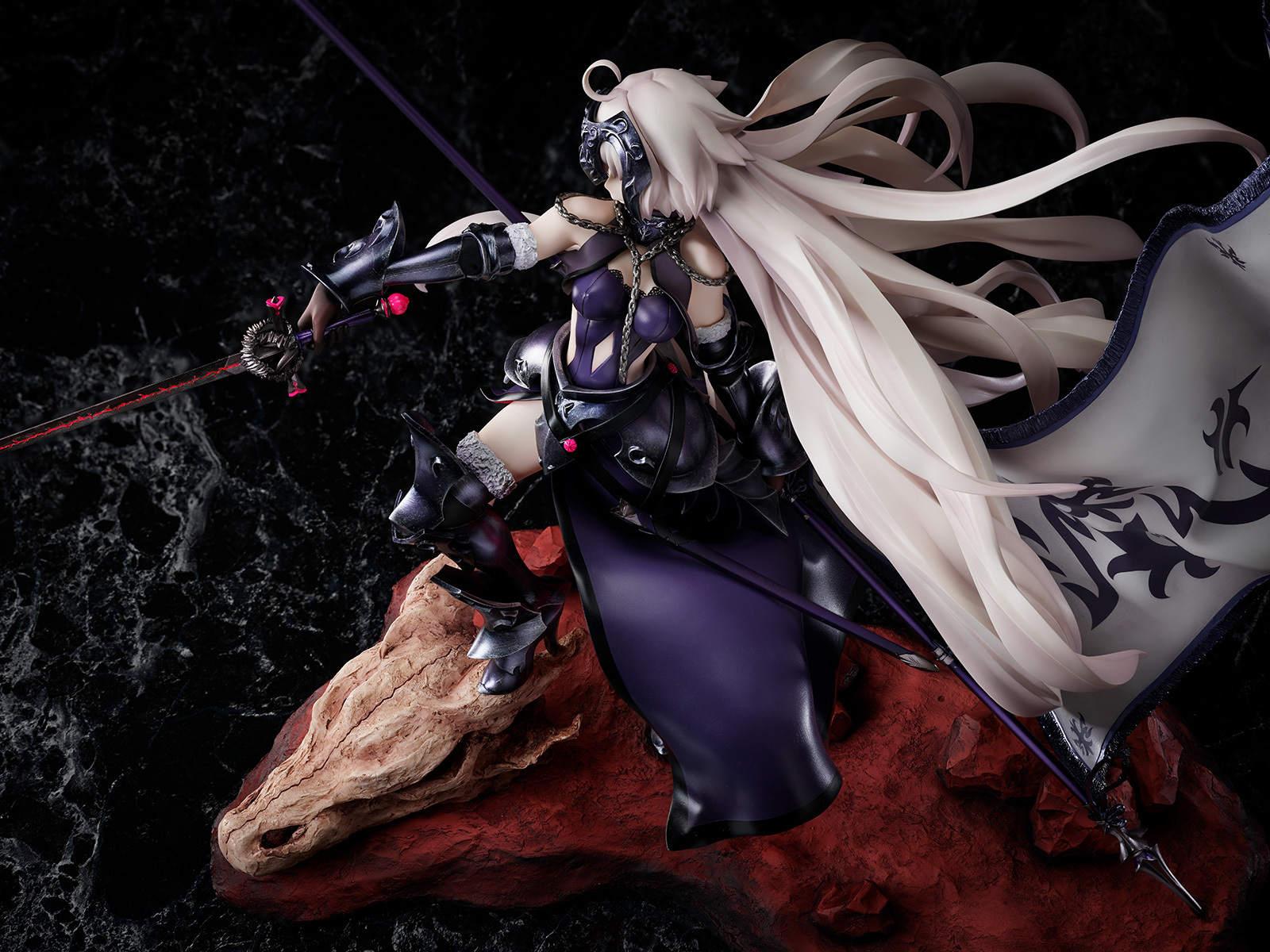 【情報】Licorne《Fate/Grand Order》Avenger/貞德[Alter] 2021年1月發售 - Liu1029的創作 - 巴哈姆特